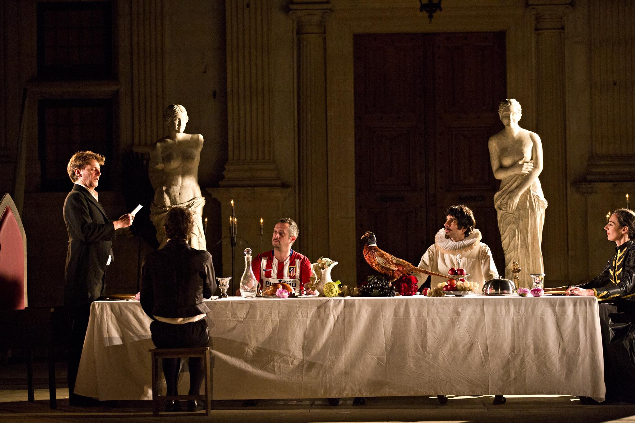 Don Quichotte - crédits photo: Jean-Louis Fernandez