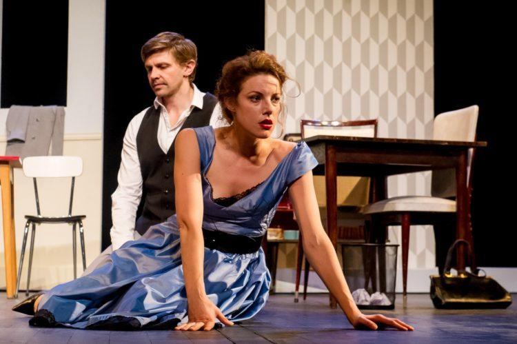 Aliocha Itovich et Hélène Degy - Théâtre Michel