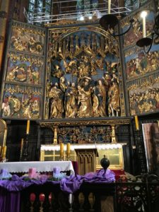 Retable Cracovie