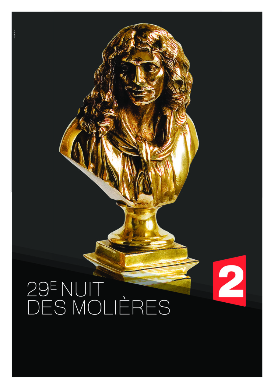 Molières 2017