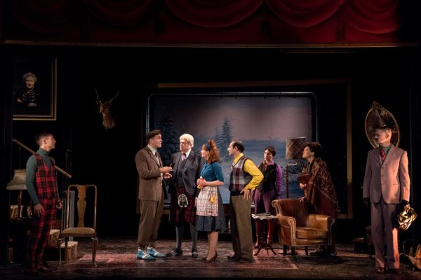 La Souricière - Crédits photo : François Fonty - Théâtre de la Pépinière - 2019