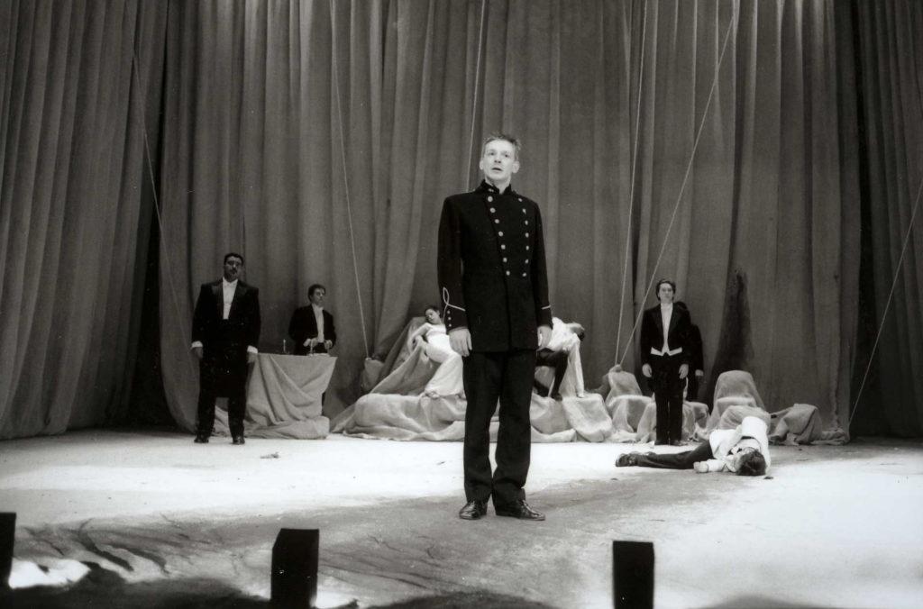 Hamlet, Théâtre des Bouffes du Nord.