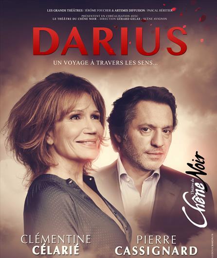 Affiche Darius
