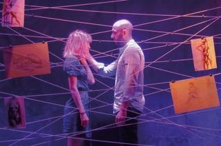 Mathilde Moulinat et Nicolas Taffin, Pigments. D.R